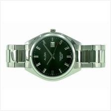 Alba Men Stainless Steel Date Watch VJ42-X245BSS