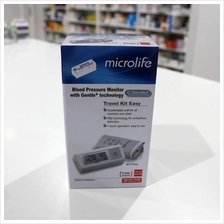 Microlife Blood Pressure Monitor Travel Kit Easy