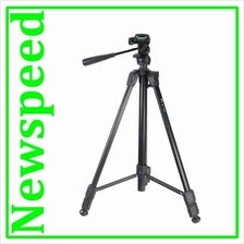 New Semi Pro Full Size Tripod For DSLR Camera W3903
