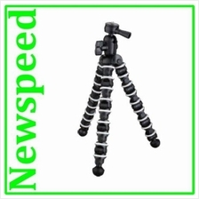 Flexible Grip Tripod for Digital Camera Video Camcorder 2.5kg