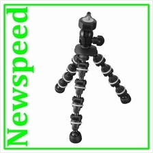 Mini Flexible Grip Tripod for Digital Camera Video Camcorder 500g