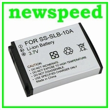 Grade A SLB-10A Rechargeable Battery for Samsung WB550 EX2F SLB10A