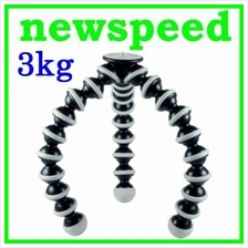 New Flexible Grip Tripod for Digital DSLR Camera Video Camcorder 3kg
