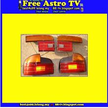 Proton Wira Saloon or Aeroback Tail Lamp hot sale Super Buy $ RM 39 se