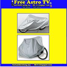 Kain Baju Motorbike Bicycle Cover Motor Bike Protector Rain Dust Cover
