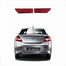 Proton Persona Rear Bumper Reflector Set Red Color Lamp