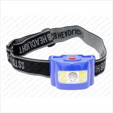 Super Bright Headlamp + COB Flood Light (CH-2027)