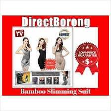 Bamboo Charcoal Natural  Slimming Suit / Corset - 3 Color