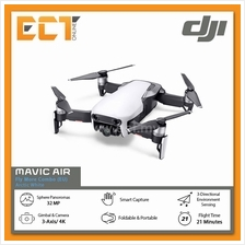 DJI Mavic Air Drone Fly More Combo (EU) - Arctic White/ Onyx Black