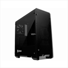 # MSI MAG BUNKER ATX Tempered Glass Gaming Case #