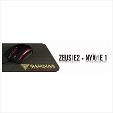 # GAMDIAS ZEUS E2 Multi-Color Optical (Mouse + Mouse Pad) #