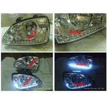 LED DRL R8 - Modify-in To Your Head Lamp