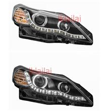 TOYOTA MARK X PROJECTOR LED Ring HEAD LAMP DRL