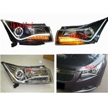 CHEVROLET CRUZE '08-11 Projector AE/LED HEAD LAMP [Starline]