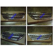 HOWELL Toyota Harrier `04 Front Grille All Chrome [TY22-FG03-U]
