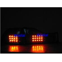 HONDA ACCORD '98-'02 Crystal LED Tail Lamp [Red Clear/Smoke Clear/Clea