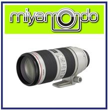 NEW Canon EF 70-200mm f/2.8L IS II USM Lens