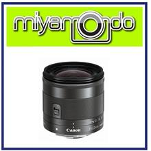 NEW Canon EF-M 11-22mm f/4-5.6 IS STM Lens