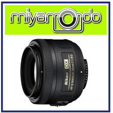 NEW Nikon AF-S 35mm F1.8G DX Lens