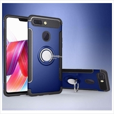OPPO F7 / OPPO R15 PRO Rotating RING Standable Magnetic Hard Case