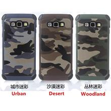 Samsung Galaxy A5 A7 A8 Camouflage Series ShakeProof Case Cover Casing