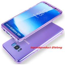 Samsung Galaxy S8 S8+ Plus 360 Protection PC Armor Cover Case Casing