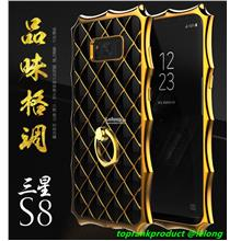 Samsung Galaxy S8 S8+ Plus ShakeProof TPU Ring Stand Case Cover Casing