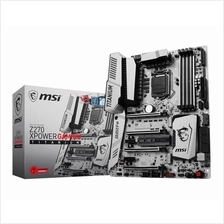 # MSI Z270 XPOWER GAMING TITANIUM # 7th/ 6th Gen Intel® LGA 1151