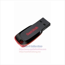 SANDISK Flash Drive USB2 CRUZER 50 BLADE 8GB (SDCZ50-008G-B35) BLACK