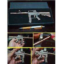 SENAPANG M4 FULL METAL LIKE REAL FULLMETAL(B4711)