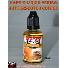 VAPE E-LIQUID PERISA BUTTERSCOTCH COFFEE