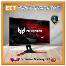 Acer Predator XB321HK 32 4K (3840x2160) 4MS 60Hz IPS Gaming Monitor