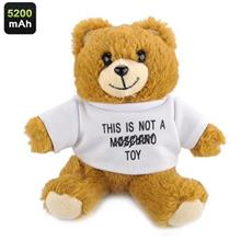 Teddy Bear Portable Power Bank 5200mAh (PB-15).