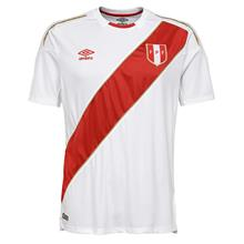 Peru Home world cup jersey 2018