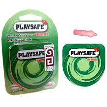 PLAYSAFE QUICK & EASY 002 (Ultra Thin) CONDOM 2's