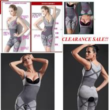 Amazing Natural Bamboo Charcoal Slimming Suit/Corset From Size S-XXXL