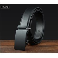 Mens Luxury Quality Automatic Buckle Cow Genuine Leather Belts_819