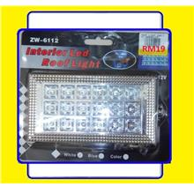 LED Auto Interior Roof Light Ceiling Lighting Car van MPV Truck lorry