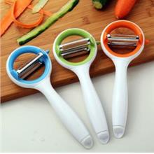 Korean Twin-Blade Rotary Multi-Peeler