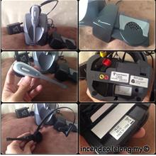 **incendeo** - PLANTRONICS Wireless Headset CS55 with Phone Lifter