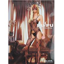 Sexy Flower Butterfly One-Pcs Net Stocking