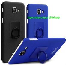 Imak Samsung Galaxy A5 A7 2017 Hard Case Cover Casing + Ring Holder