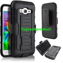 Samsung Galaxy A7 A3 A5 J7 J5 ShakeProof Armor Stand Case Cover Casing
