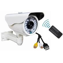 Night Vision CCTV Camera with Recording Function (DVR-608).