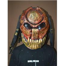 LELONG FREE POS PREDATOR MASK HELMET FIBER GLASS CUSTOM MADE