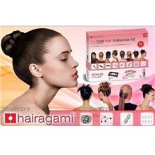 RM32 only instead of RM65 for Hairagami Total Makeover Set [51% OFF! ]