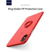 Rock Ring Holder PP Protection Case iPhone X 6 6s 7 8 Plus
