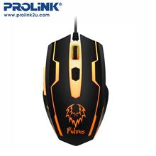 PROLiNK PMG9003 7-Colour Illuminated Gaming Mouse)