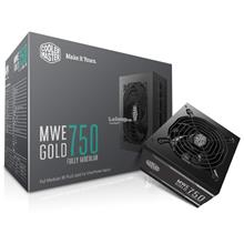 COOLER MASTER POWER SUPPLY MWE GOLD 750W (MPY-7501-AFAAG-UK)