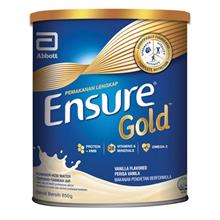 ENSURE Gold Vanilla 850g)